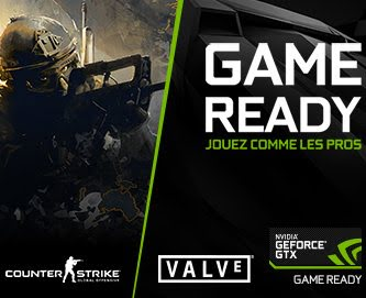 Nvidia Geforce CS:GO cybertek