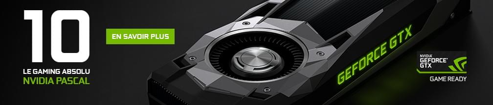 NVIDIA GeForce GTX 10 SERIES