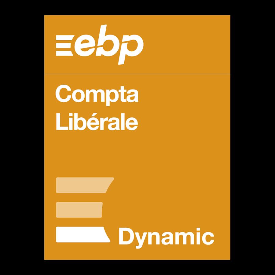 EBP Compta Libérale DYNAMIC 12 mois + VIP - Logiciel application - 0