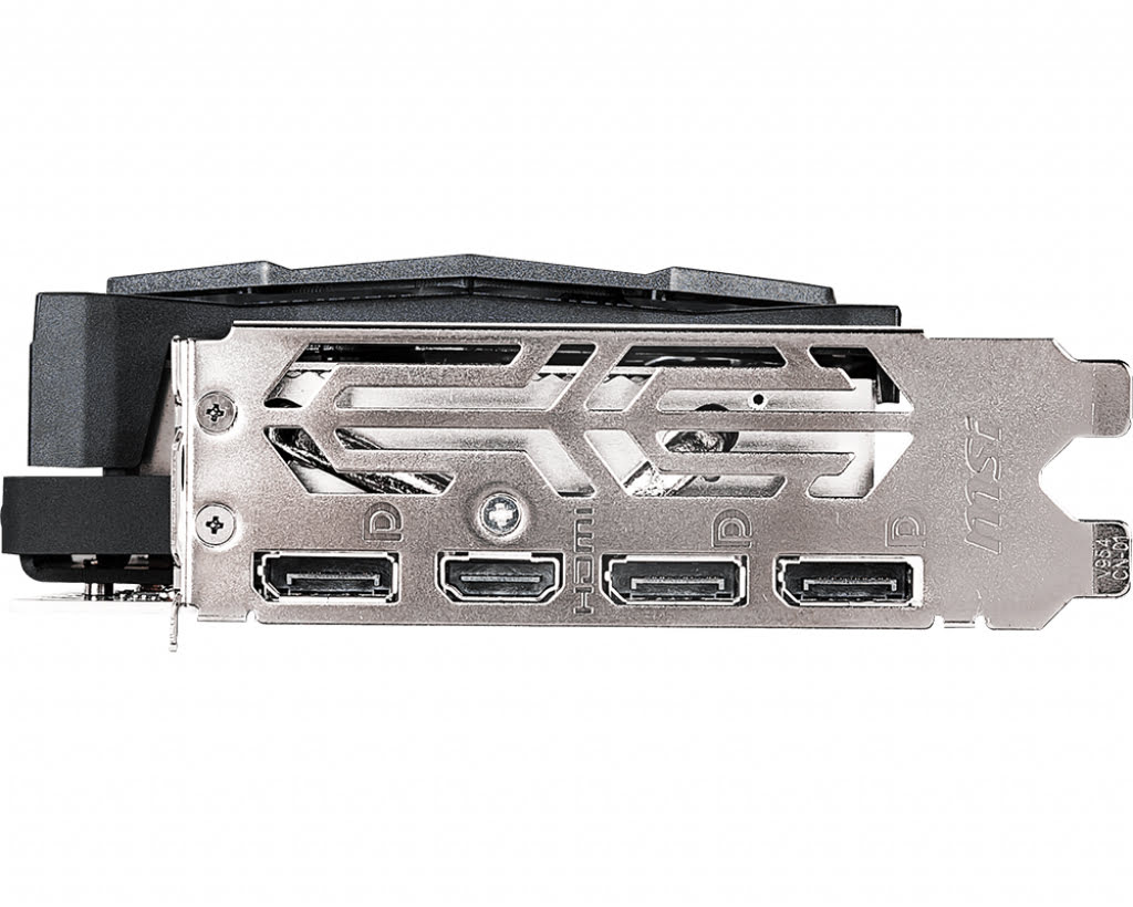 MSI RTX 2060 GAMING 6G 6Go - Carte graphique MSI - Cybertek.fr - 1