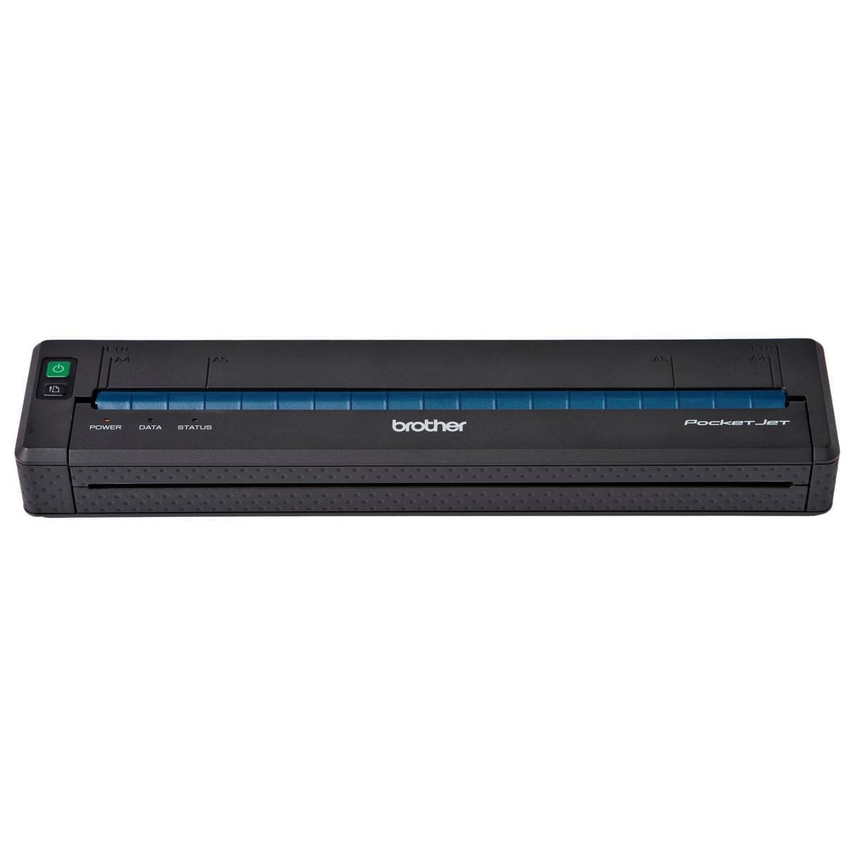 Imprimante Brother PJ-663 + Adapt sect + Batt Ni-MH - Cybertek.fr - 0