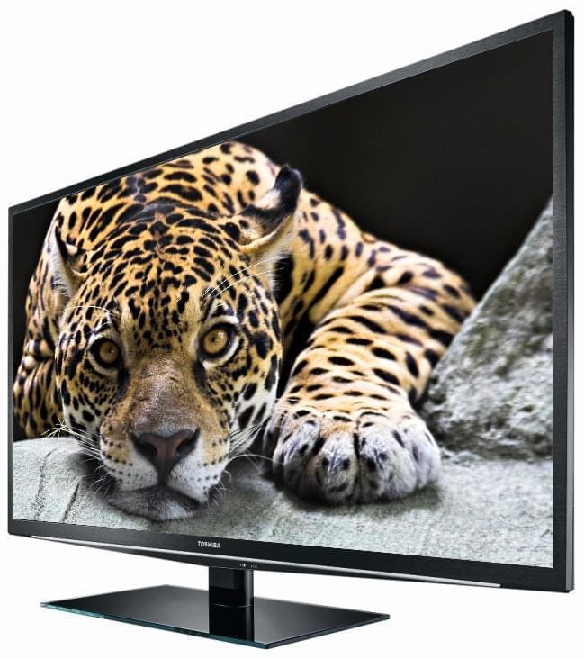 Toshiba 40TL838 3D (40TL838F soldé) - Achat / Vente TV sur Cybertek.fr - 0