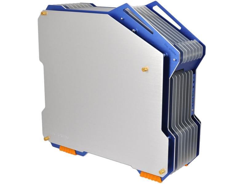 In Win H-Frame - Boîtier PC Aluminium - Sans Alim - 0