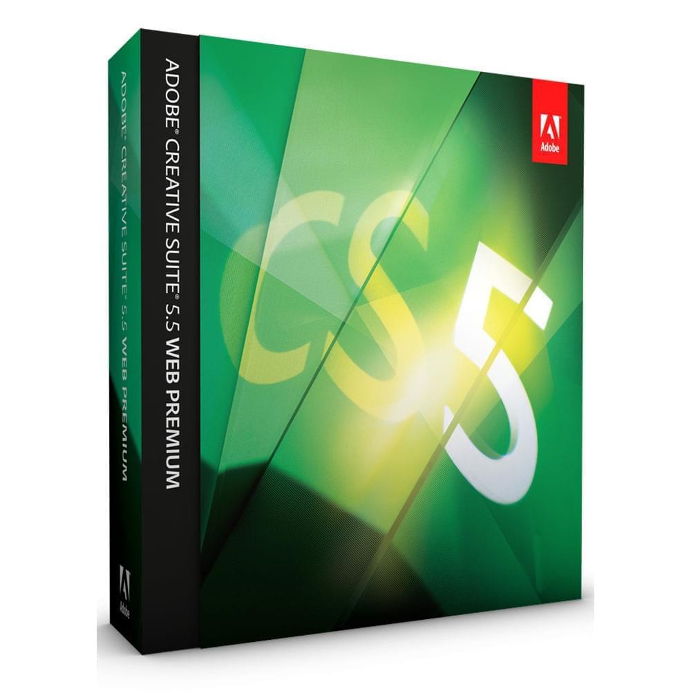 Adobe Creative Suite 5.5 Web Premium (65118860) - Achat / Vente Logiciel Application sur Cybertek.fr - 0