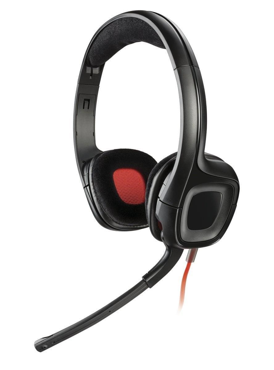 Plantronics Gamecom 318 + Jeu SpeedRunners (201250-16) - Achat / Vente Micro-casque sur Cybertek.fr - 0