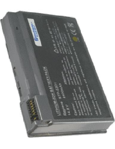 Compatible Acer TM4400/A3613 (PN-ACE-63D-ST) - Achat / Vente Batterie sur Cybertek.fr - 0