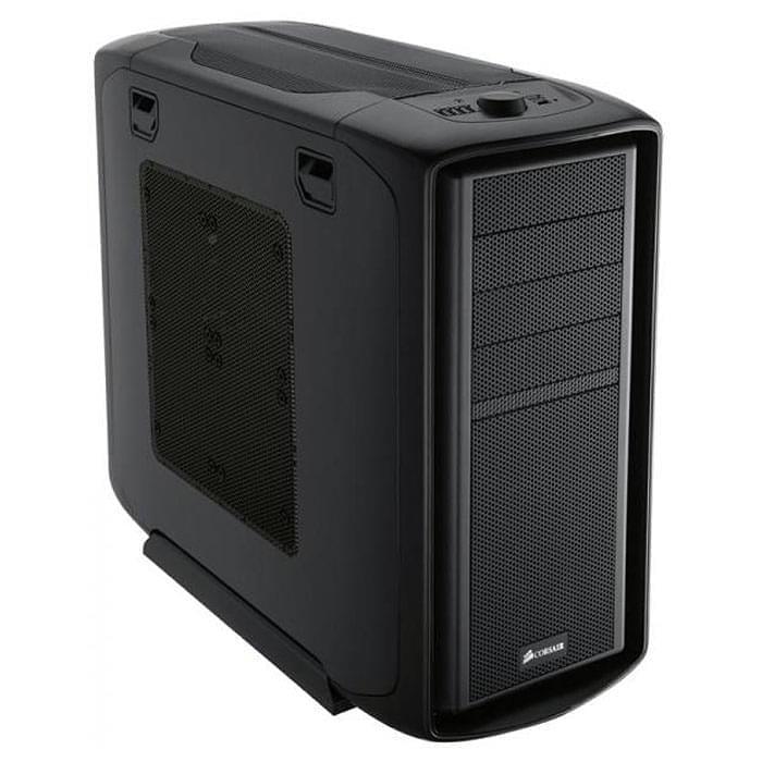 Corsair Graphite 600TM - Boîtier PC Acier - Sans Alim - 0