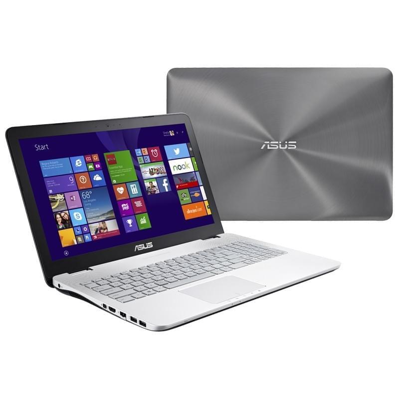 Asus N551JB-DN061H (90NB0935-M00690) - Achat / Vente PC Portable sur Cybertek.fr - 0