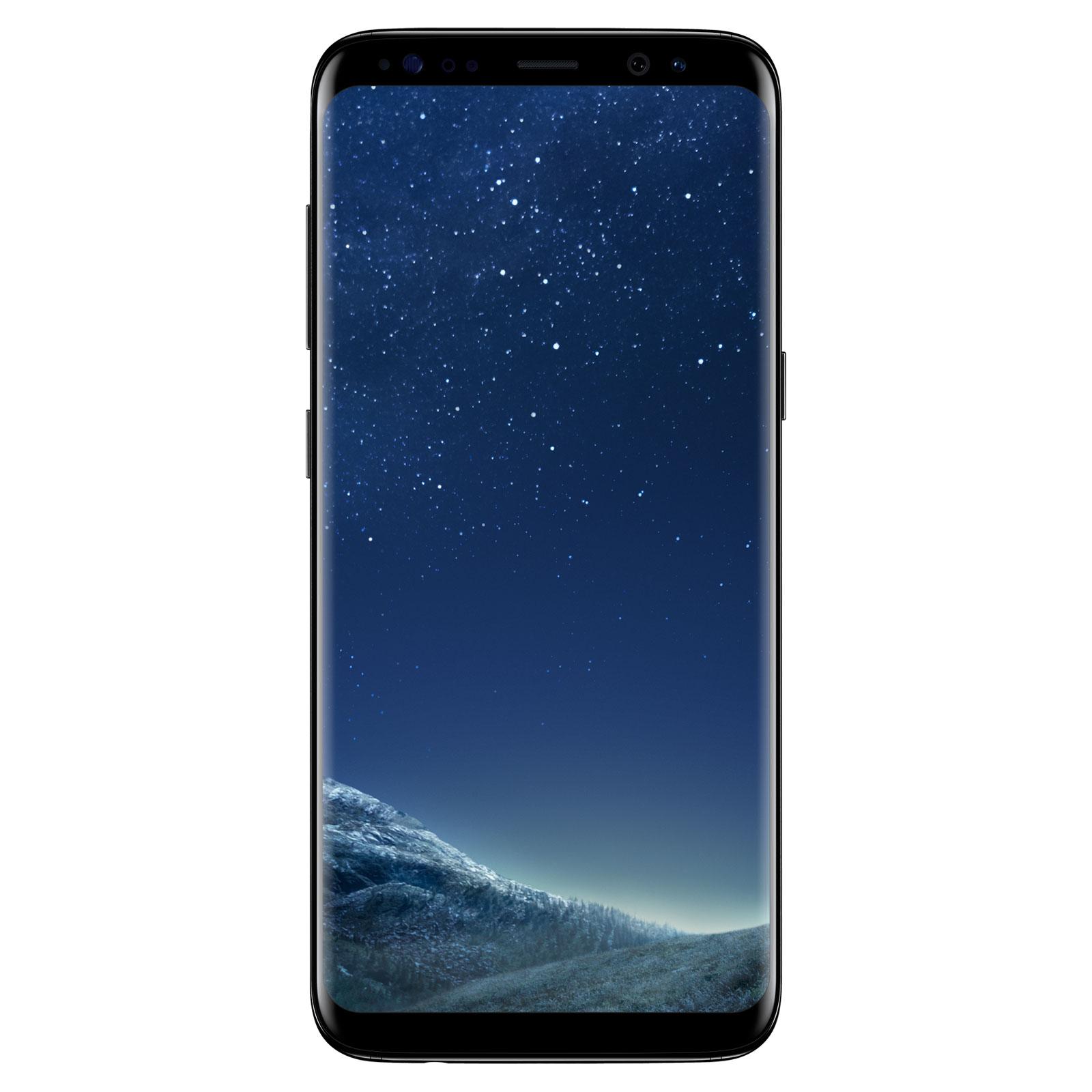 Samsung Galaxy S8 64Go G950 Black - Téléphonie Samsung - 0