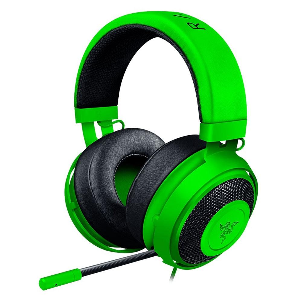 Razer Kraken Pro Vert V2 Stereo Vert - Micro-casque - Cybertek.fr - 0