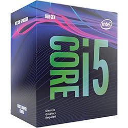 image produit Intel Core i5-9400F - 2.9GHz/9Mo/LGA1151(2017)/BOX Cybertek