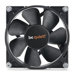Be Quiet! Ventilateur Case Fan SilentWings PWM 2 120mm BL030 Cybertek