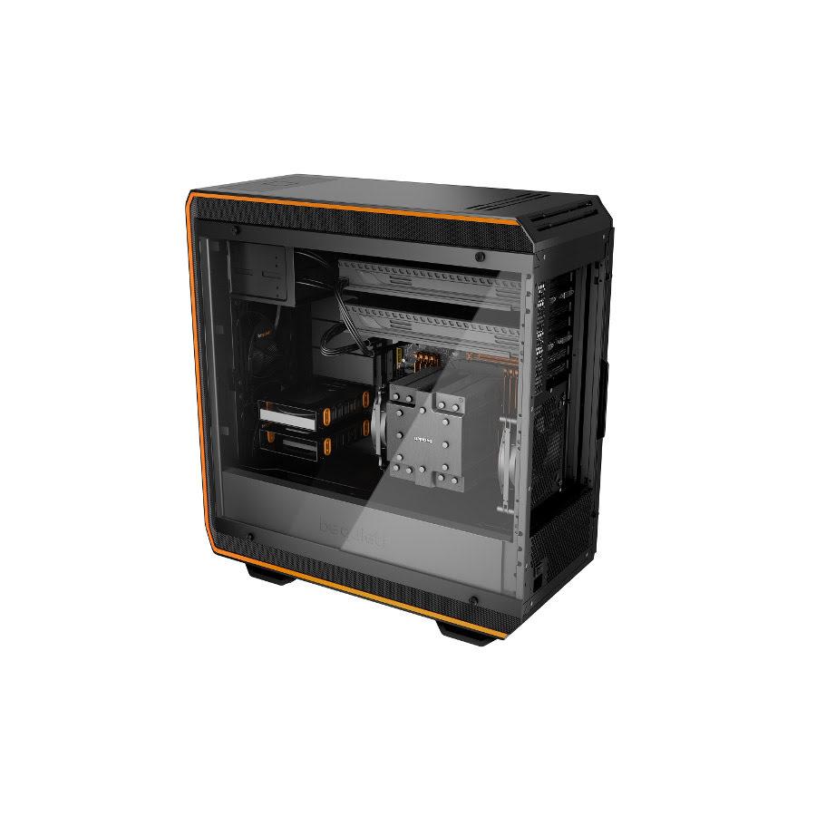 Be Quiet! Dark Base Pro 900 Orange V2 Orange - Boîtier PC - 1