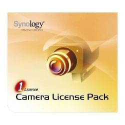 Synology Serveur NAS Pack 1 licence pour camera Cybertek