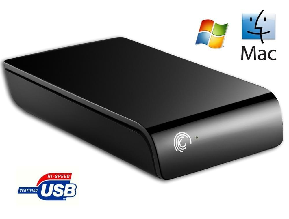 "Seagate 1To 2""1/2 USB2 (ST910004EXD101-RK OBSO) - Achat / Vente Disque dur Externe sur Cybertek.fr - 0"