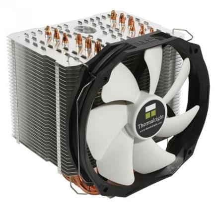 Thermalright HR-02 Macho Rev.A - Achat / Vente Ventilateur CPU sur Cybertek.fr - 0