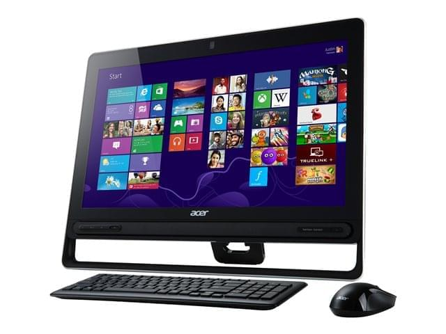 Acer Aspire Z3-605 (DQ.SPBEF.002) - Achat / Vente All-In-One PC sur Cybertek.fr - 0