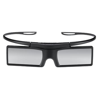 Lunettes RF 3D Active à pile/Adulte - SSG-4100CB - Accessoire écran - 0