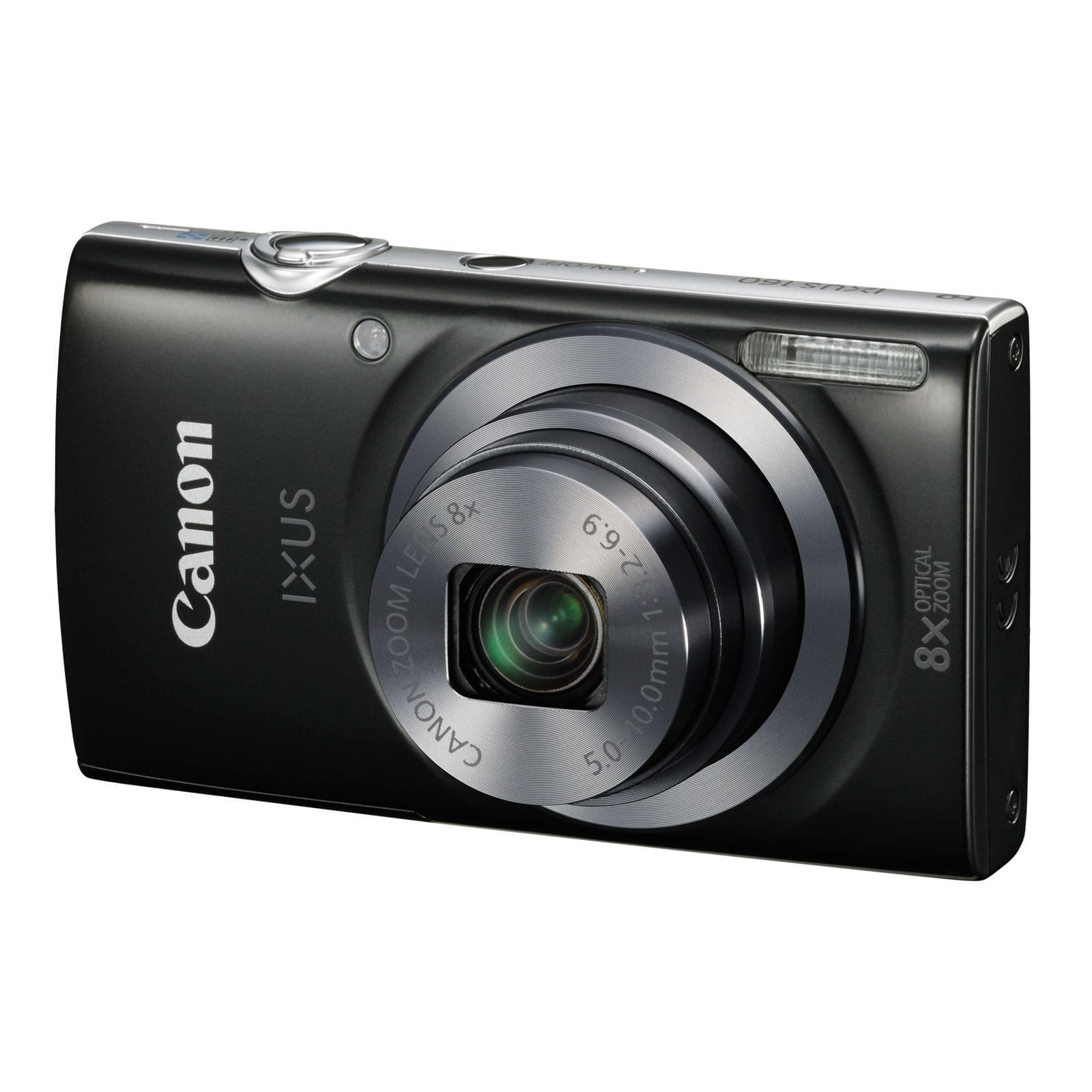 Canon Digital IXUS 160 Noir (0135C001) - Achat / Vente Table de mixage sur Cybertek.fr - 0