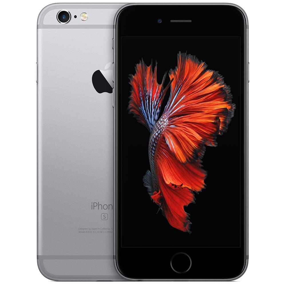 Apple iPhone 6s 64Go Gris Sidéral - Téléphonie Apple - Cybertek.fr - 0