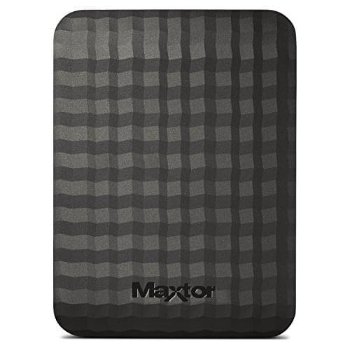 """Maxtor 1To 2""""1/2 USB3 (STSHX-M101TCBM) - Achat / Vente Disque dur Externe sur Cybertek.fr - 1"""