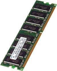 Barrette de ram PC Marque/Marque 1Go  DDR - 0