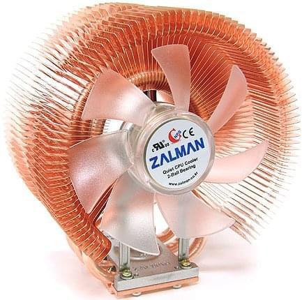 Zalman CNPS9500-LED pour CPU SK775/754/939/940 (CNPS9500-LED soldé) - Achat / Vente Ventilateur sur Cybertek.fr - 0