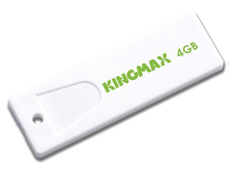 Kingmax 4Go USB 2.0 SuperStick Ready Boost - Clé USB Kingmax - 0