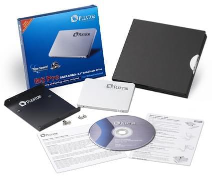 Plextor 256Go SSD SATA-600 (PX-256M5P) - Achat / Vente Disque SSD sur Cybertek.fr - 0