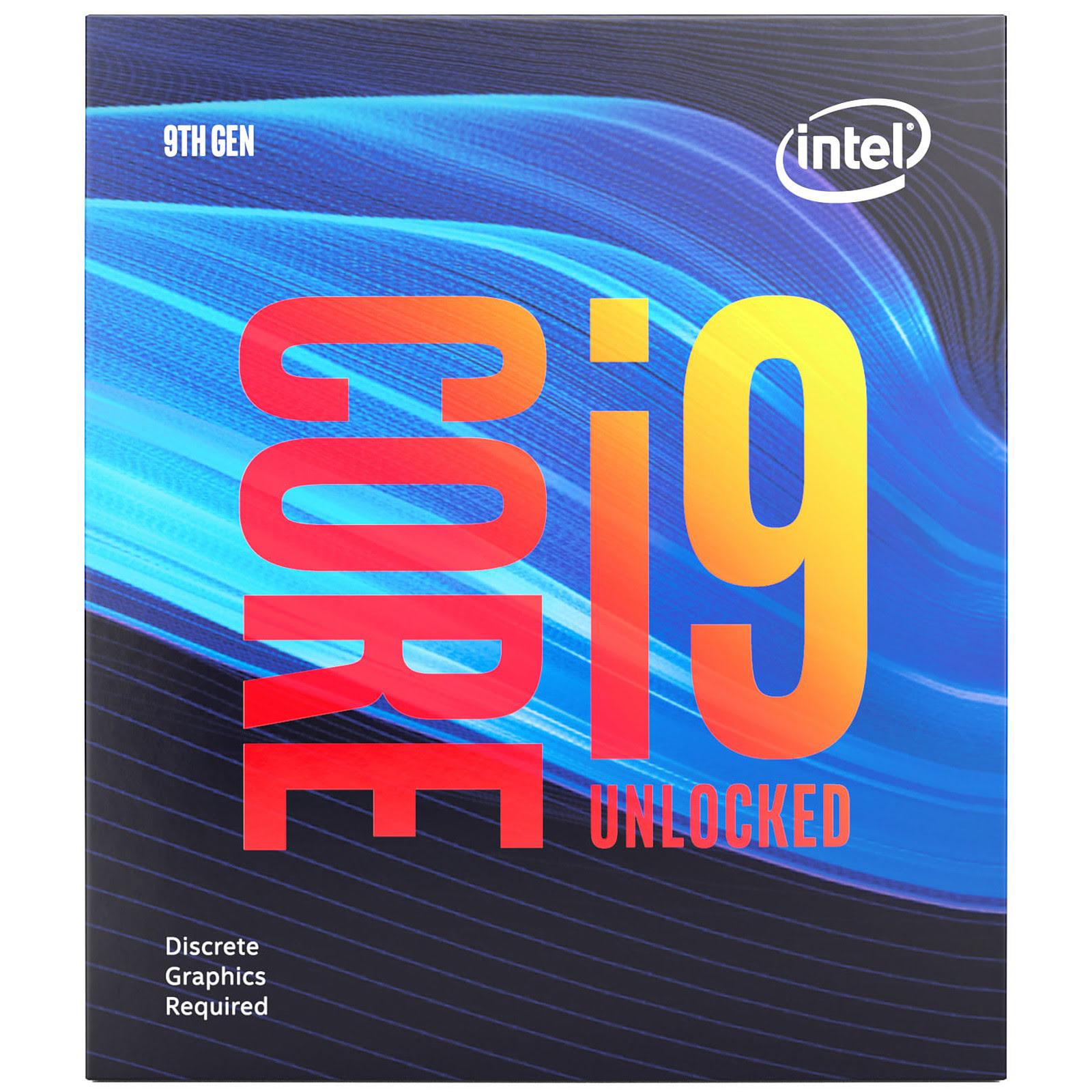 Intel Core i9-9900KF - 3.6GHz - Processeur Intel - Cybertek.fr - 2