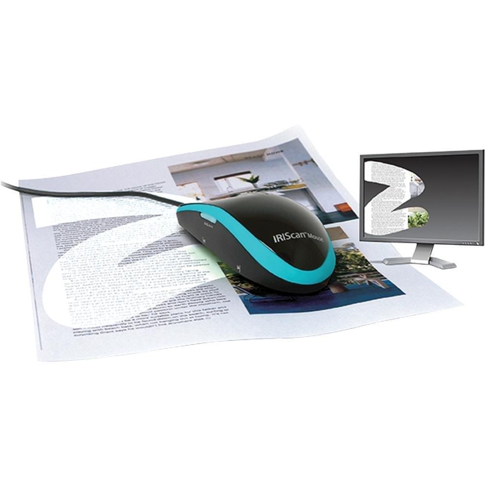 Iris IRIScan Mouse 2 (scanner à main) - Souris PC Iris - 0
