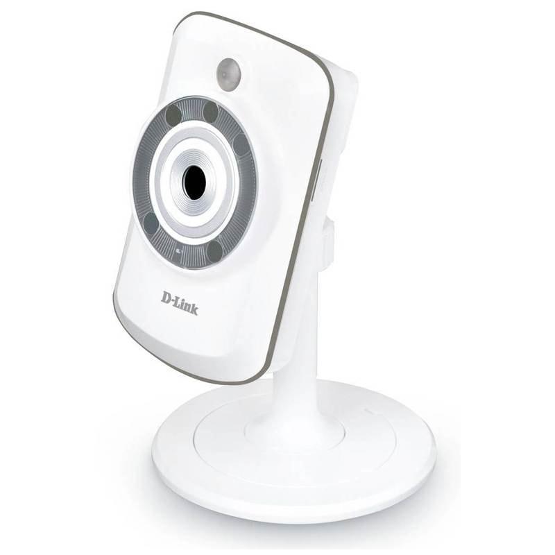 D-Link DCS-942L Caméra IP WiFi IR mydlink (DCS-942L) - Achat / Vente Caméra / Webcam sur Cybertek.fr - 0