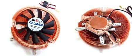 Zalman VF900CU pour carte graphique (VF900CU) - Achat / Vente Ventilateur CPU sur Cybertek.fr - 0