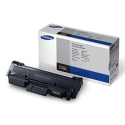 Toner Noir MLT-D116L - 3000p pour imprimante Laser Samsung - 0