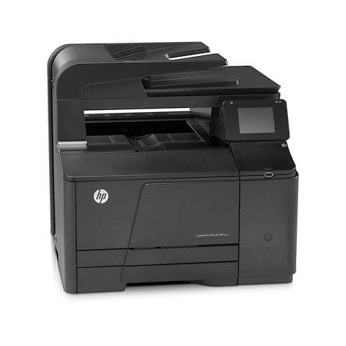 HP LaserJet Pro 200 color MFP 276n (CF144A#B19) - Achat / Vente Imprimante multifonction sur Cybertek.fr - 0