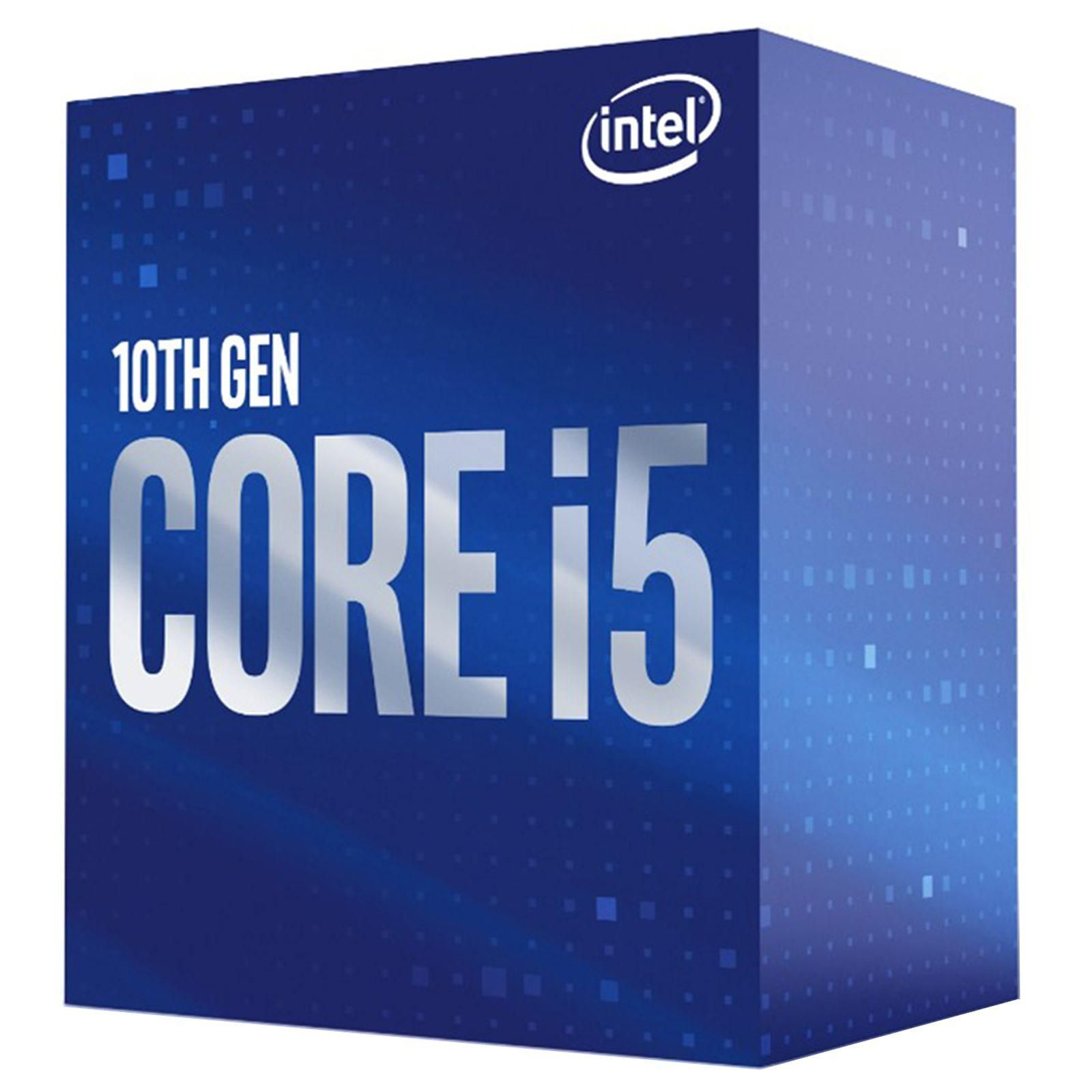 Intel Core i5-10500 - 3.1GHz - Processeur Intel - Cybertek.fr - 1