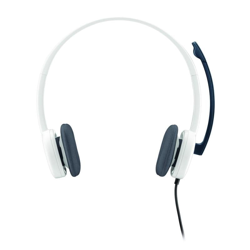 Logitech Stereo Headset H150 Coconut Stereo Blanc - Micro-casque - 0