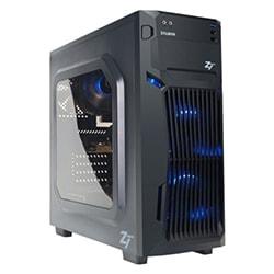 Zalman Boîtier PC Z1 NEO Black - mT/Sans Alim/ATX Cybertek