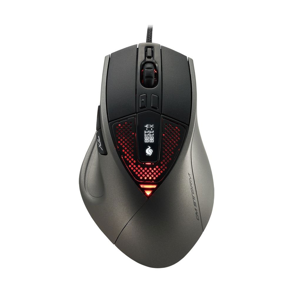 Cooler Master Souris PC Gamer Sentinel III - SGM-6020-KLOW1 - 0