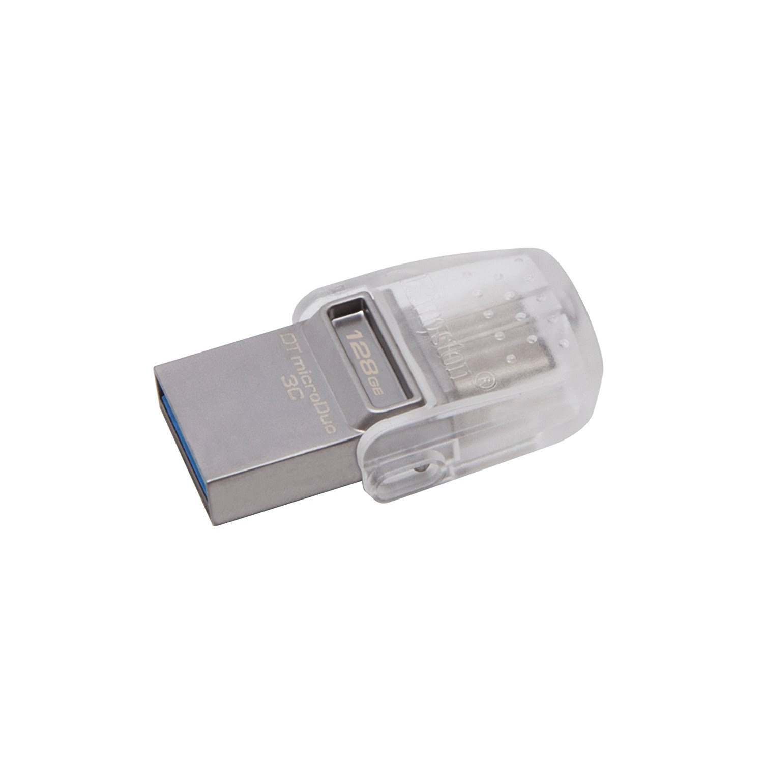 Kingston 128Go USB 3.1 Type C - - Clé USB Kingston - Cybertek.fr - 0
