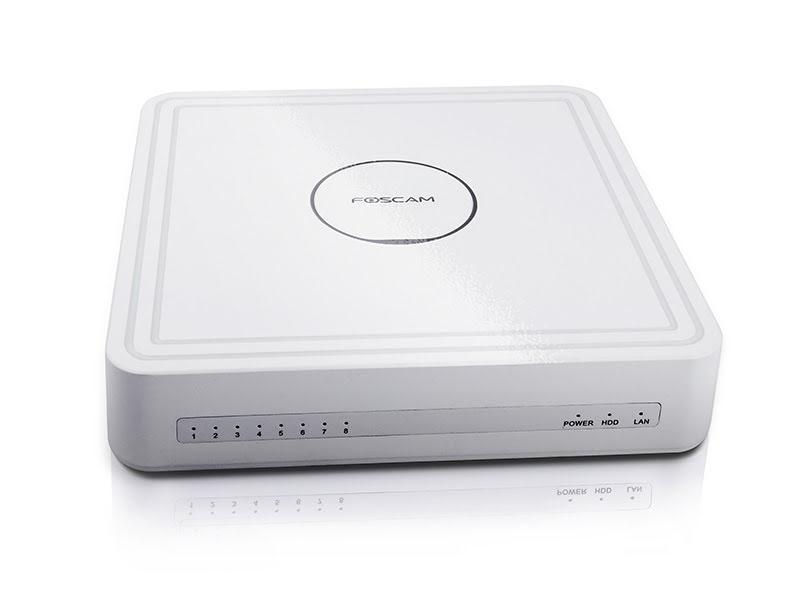 Foscam FN7108HE NVR Enregistreur numérique 1080p 8 canaux - 1