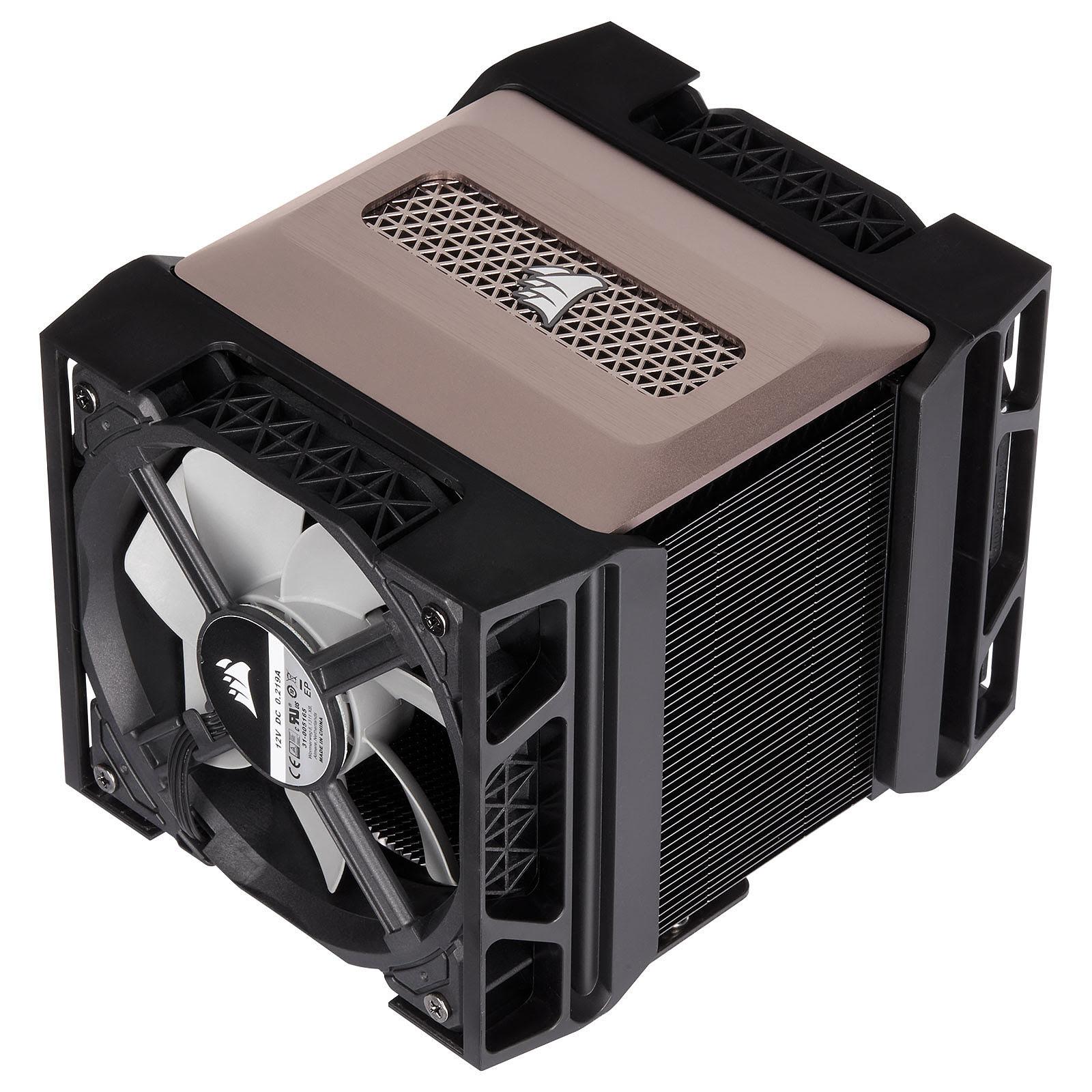 Corsair A500 Air Cooler - Ventilateur CPU Corsair - Cybertek.fr - 0