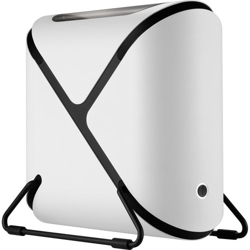 BitFenix Portal Blanc fenêtré- mT/sans alim/Mini-ITX  - Boîtier PC - 0