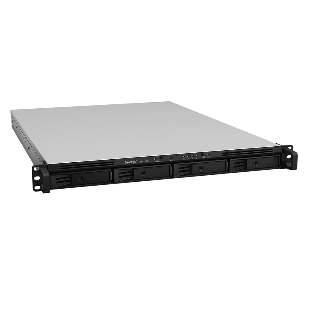Synology RackStation RS815+ - 1U - Serveur NAS Synology - 0