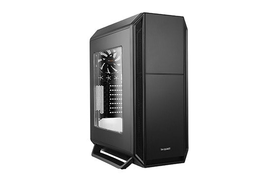 Be Quiet! MT/ssAlim/ATX/USB3 Noir - Boîtier PC Be Quiet! - 0