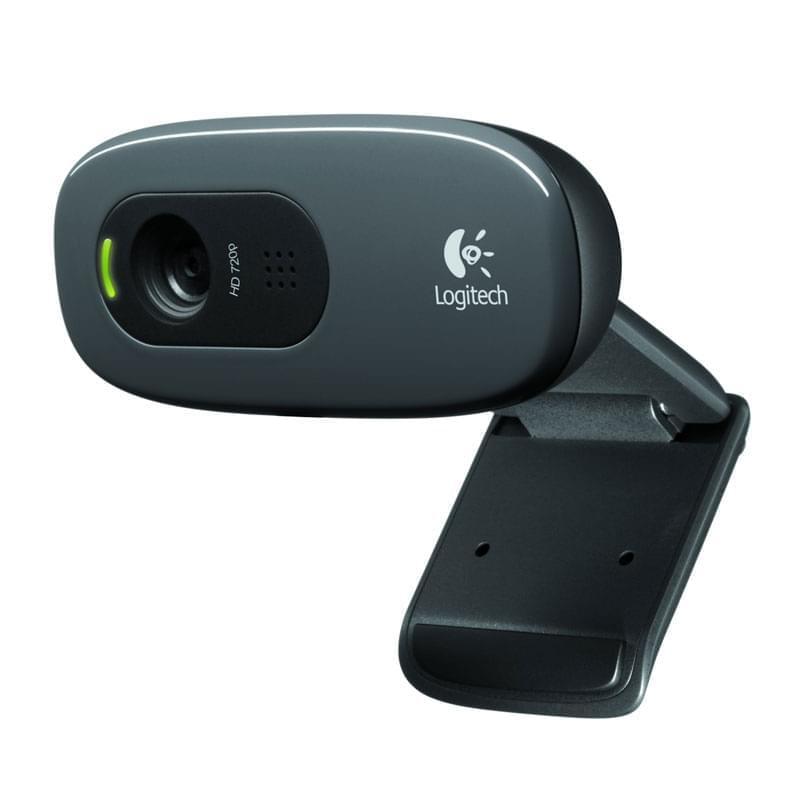 Logitech WebCam C270 (960-000582) - Achat / Vente Caméra / Webcam sur Cybertek.fr - 0