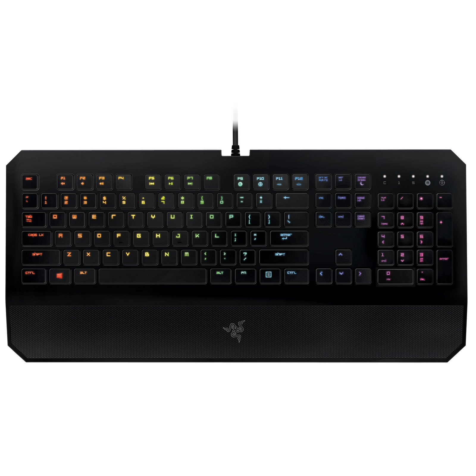 Razer DeathStalker Chroma - Clavier PC Gamer  - 1