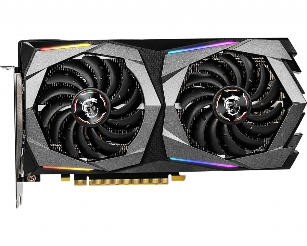 MSI RTX 2060 GAMING 6G 6Go - Carte graphique MSI - Cybertek.fr - 4