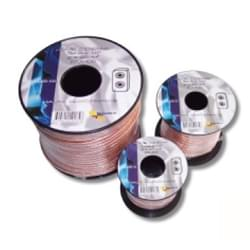 No Name Câble OFC pour Haut parleur 2.5mm (CCL25B-100) - Achat / Vente Connectique TV/Hifi/Video sur Cybertek.fr - 0