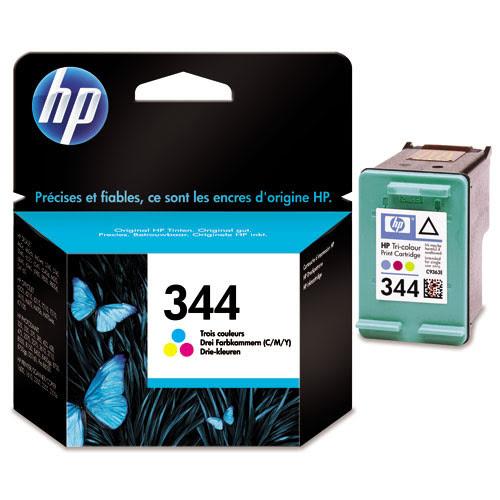 Cartouche C9363EE Couleur pour imprimante Jet d'encre HP - 0
